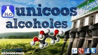 Química orgánica 1ª Bachillerato. Alcoholes
