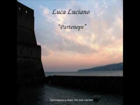 Sequenza #1 for Clarinet Solo by Luca Luciano