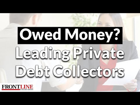 How people collect private debt in the UK