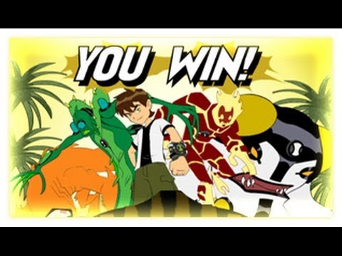 Ben 10 - Savage Pursuit - [ Full Gameplay ]