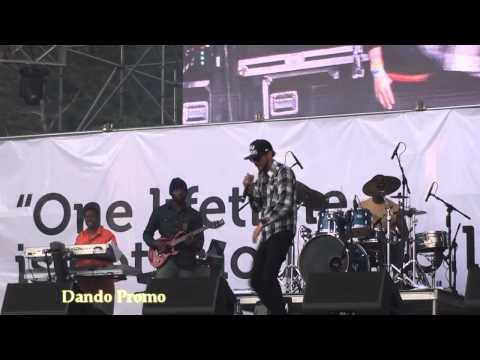 Million Stylez - LIVE - Jamming Festival 2014, Bogota, Colombia.