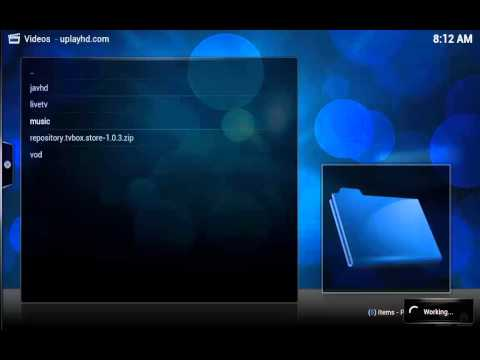 Add Thư Viện Phim HD, Nhạc, LiveTV Vietnam trên Kodi/XBMC -