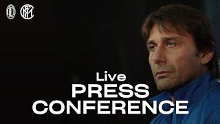 AC MILAN vs INTER | LIVE | ANTONIO CONTE PRE-MATCH PRESS CONFERENCE | 🎙️⚫🔵?? [SUB ENG]