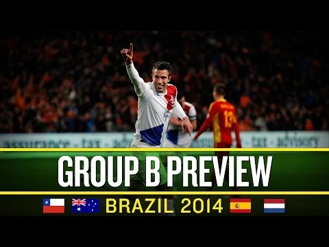 World Cup 2014: Group B Preview and Predictions