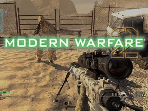 MW2 Trolling - Teach Me How to Quickscope!