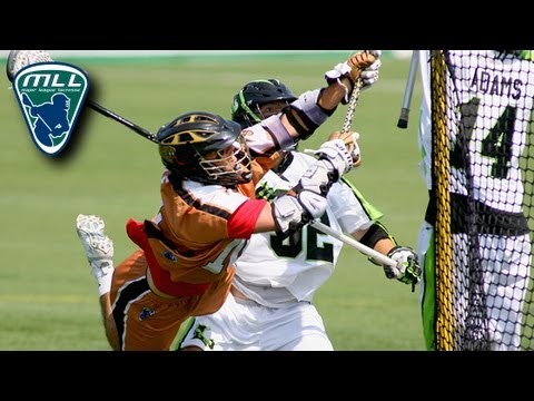 MLL Week 9 Highlights: New York Lizards vs Rochester Rattlers