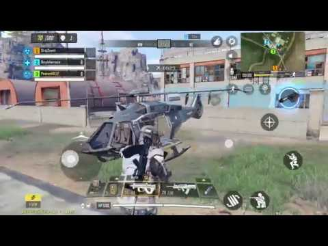 ||Call Of Duty: Mobile|| Auto Firing, Max Squad Kills, Funny Helicopter Ride!