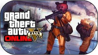GTA 5 Online Leaked Heist,Prison Break,Humane Labs