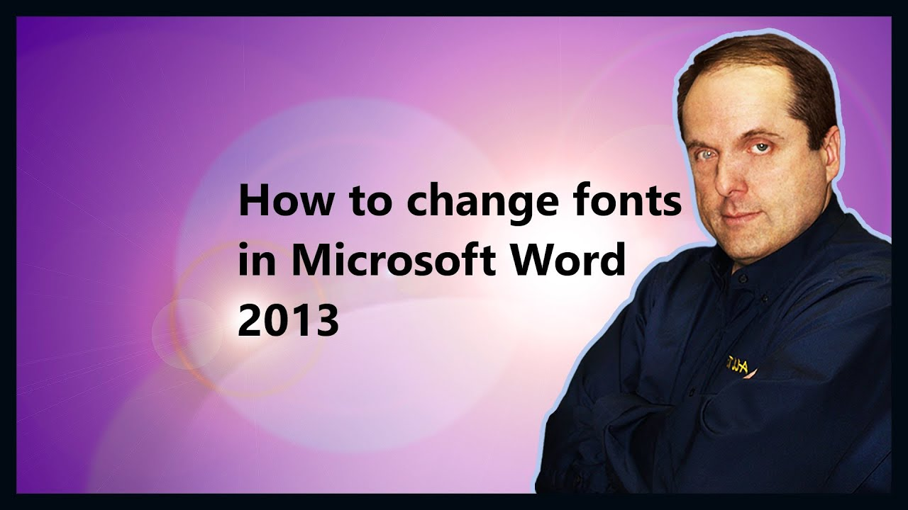 how to add fonts on word 2013