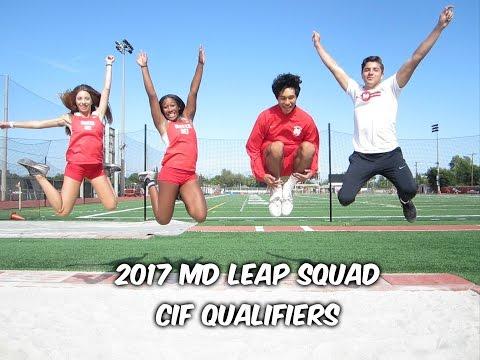 2017 Mater Dei LEAP Squaed CIF Qualifiers
