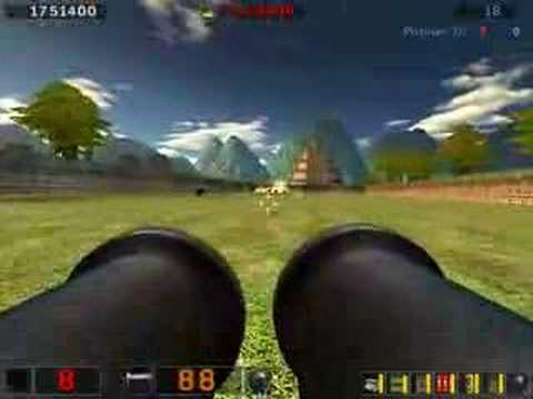 Serious Sam Fun