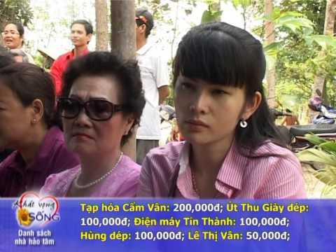 KVS Năm 06 (CT.Số 12) Hoàn cảnh gia đình Gia đình bà  Võ Thị Út, Châu Thành A, Hậu Giang