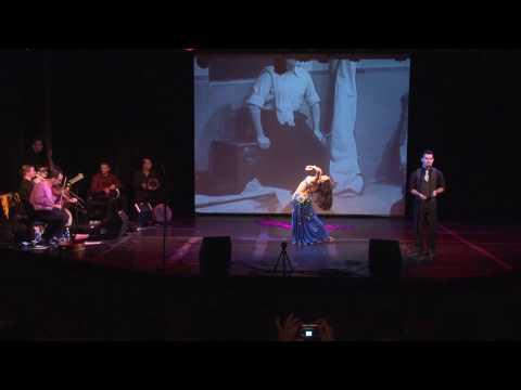 NYC Bellydancer, Sherine & Zikrayat