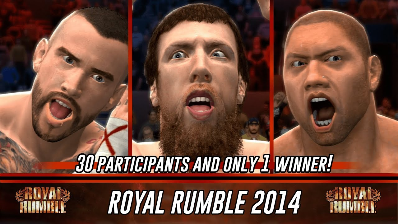 Royal rumble 2014 simulation dating 7