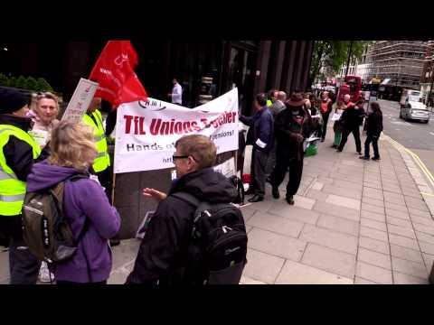 TfL strike