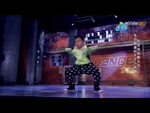 Cậu bé Tân Cương 9 tuổi nhảy hip hop và múa bụng