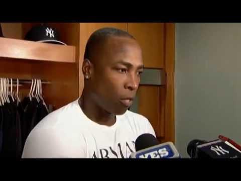 Alfonso Soriano talks about good hitting and smart fielding