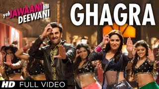 Ghagra - Yeh Jawaani Hai Deewani Full HD Video Song