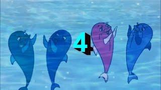Детские песни - Дельфиненок