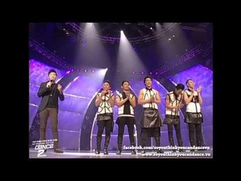 [SYTYCD 2] - Thử Thách Cùng Bước Nhảy - Chung Kết 6 [FULL] (9/11)