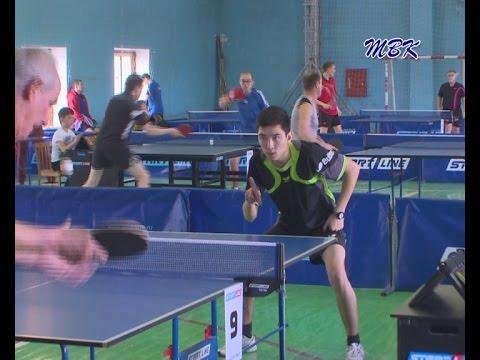В рамках 34 Сельских игр в Искитиме прошли соревнования по настольному теннису