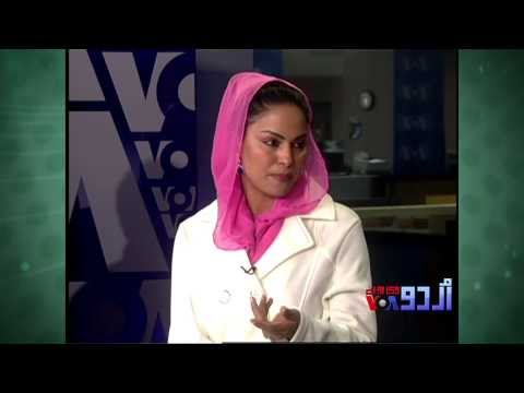 Veena Malik VOA Exclusive Interview
