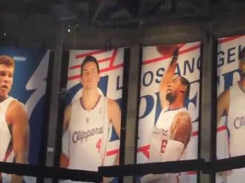 Lob City - Chris Paul, Blake Griffen, Deandre Jordan