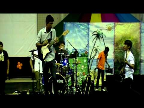 School Reggae - Colo de Menina (passagem de som ;D)