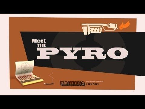 Meet the Pyro (Знакомьтесь, пироман) [Трейлер на русском]