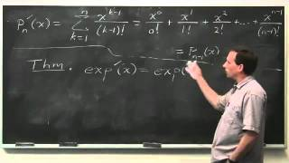 Worldwide Calculus: The Exponential Function