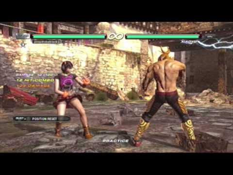 Tekken 6 br Combo Video The