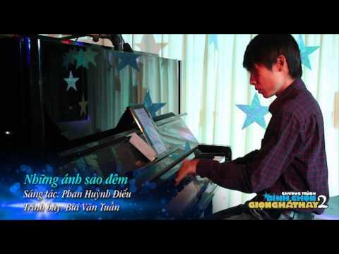 [T.info]- Những ánh sao đêm - Bùi Văn Tuấn - Bình chọn giọng hát Tcoffee 2014
