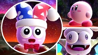 Super Smash Bros Ultimate Final Boss Marx   Kirby Classic Mode Walkthrough