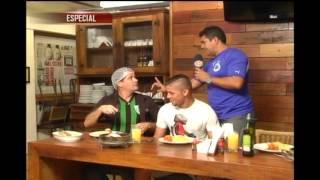 Toledo paga aposta servindo almo�o para os jogadores cruzeirenses 2/2