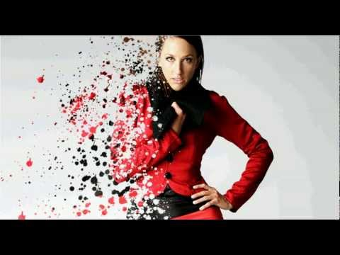 0 Photoshop Splatter / dispersion photomanipulation Tutorial
