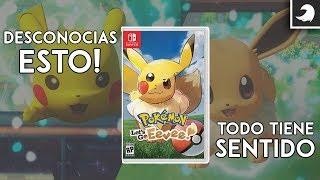 Por este motivo comprarás Pokemon let's go para Nintendo Switch   Tocby