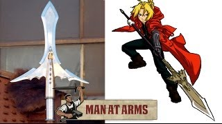 Elric's Spear (Fullmetal Alchemist: Brotherhood 鋼の