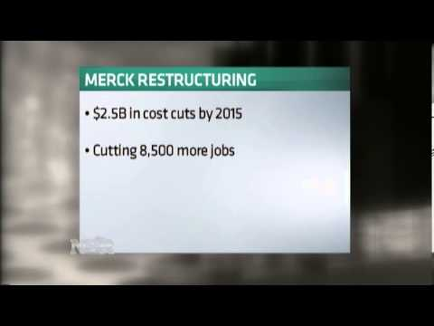 Merck Cuts Jobs and Costs (10/1/13)
