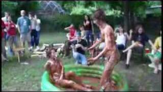 Pudding Wrestling In Austin, TX