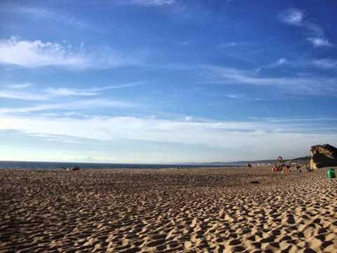 Praia do Meco - Nudismo