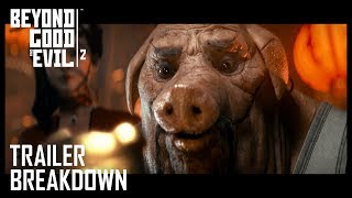 Beyond Good and Evil 2 - E3 2017 Trailer Breakdown
