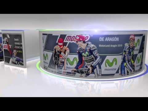 Movistar Yamaha MotoGP 2015 Seasons Greetings