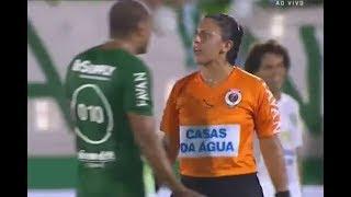 بالفيديو: لاعب برازيلي يتحرش بحكمة الشرط ويتلقى بطاقة صفراء   |   قنوات أخرى