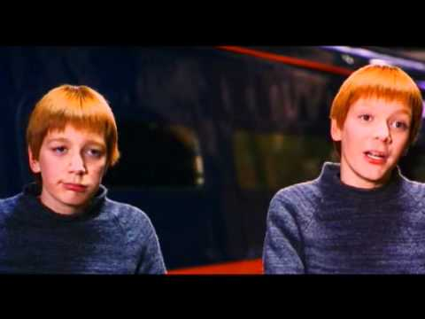 Funny Weasley Scene #24 | &quot;He's not Fred, I am!&quot;