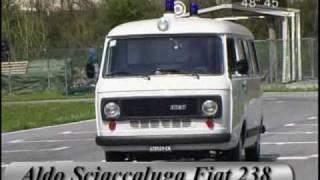 P.A. G.A.U Genova Ambulanza Fiat 238