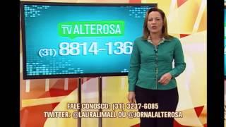 Assista ao Jornal da Alterosa 1� Edi��o - 24/11/2014