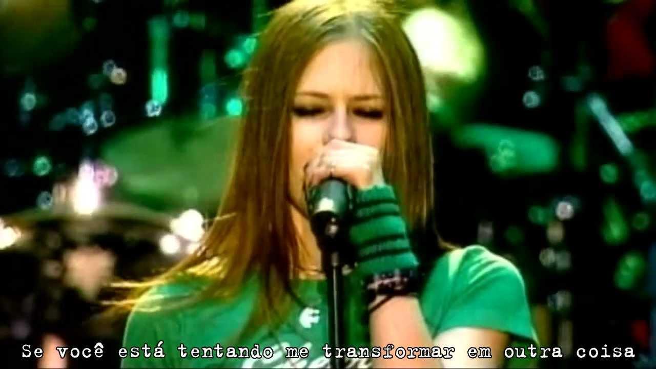 Avril Lavigne - Nobody's Fool (Live in Dublin 2003