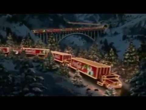 Cantecele - Coca Cola - Reclama de Crăciun