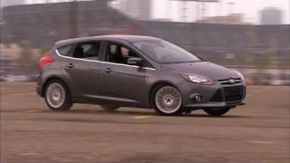 Ford Focus RS500: St�rkster Fronttriebler der Welt mit 350 PS im Test videos