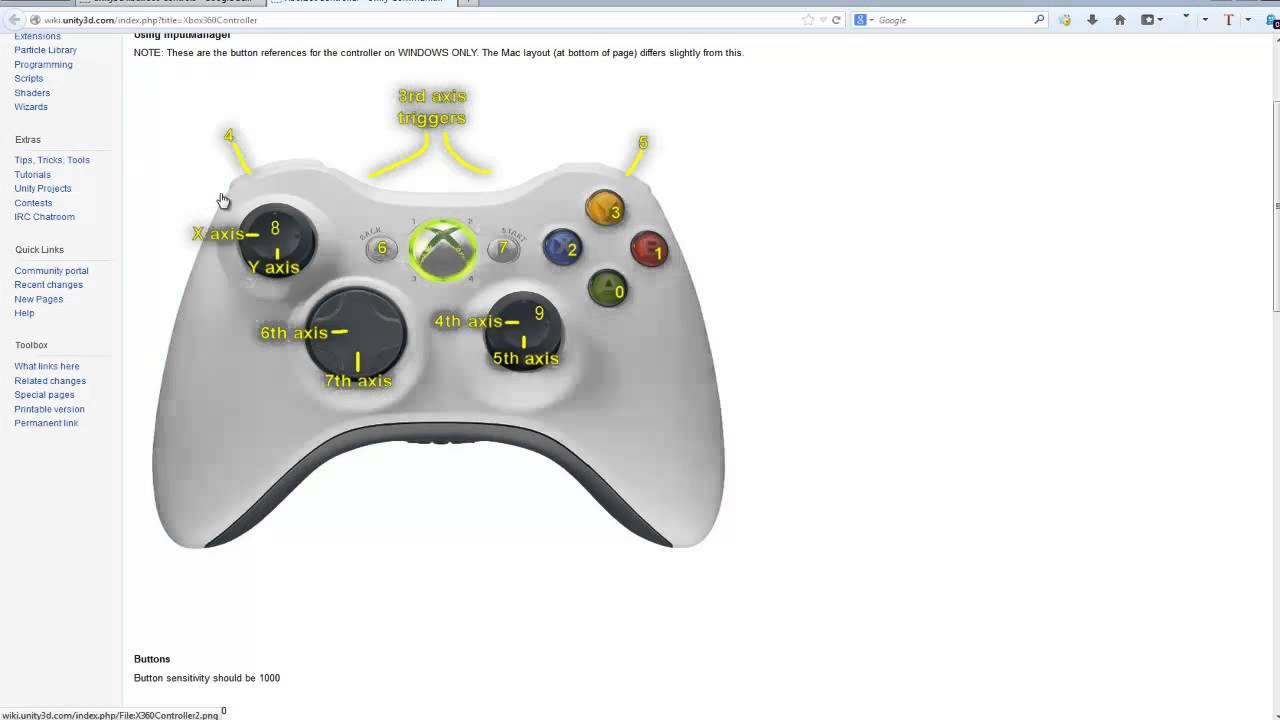 Xbox controller xp driver